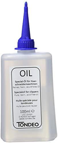 Especial de aceite para máquinas de cortar pelo, 100 ml: Amazon.es: Salud y cuidado personal