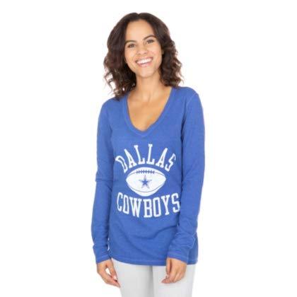 - Dallas Cowboys Alvord Thermal Long Sleeve Tee