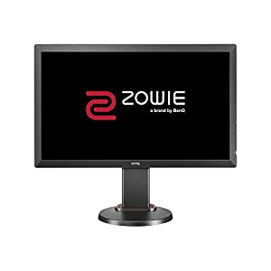 BenQ ZOWIE 24 inch Full HD Gaming Monitor - 1080p 1ms Response Time Head-to-Head Console Gaming (RL2460)