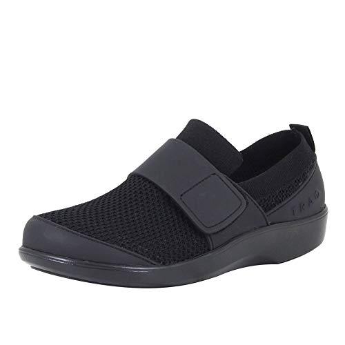 TRAQ by Alegria Qwik Womens Smart Walking Shoe Black Out 40 EU