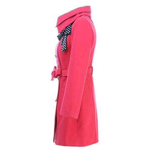 Femme Longues Hiver Parker Trench Automne xzUSH