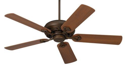 52″ Casa Vieja Trilogy Bronze Ceiling Fan