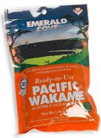 Emerald Cove Sun-Dried Wakame -- 1.76 oz - 2 pc (Sea Vegetable Wakame)