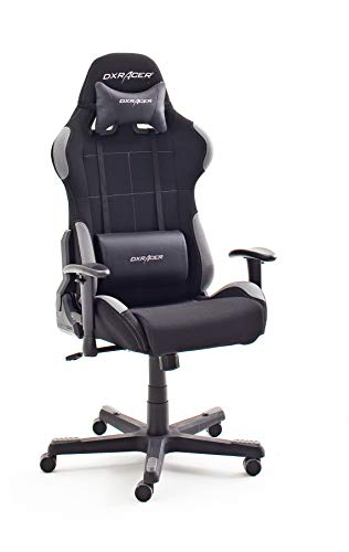 Robas Lund DX Racer 5 Chaise Gaming l'original OH/FD01/NG, Bureau Fauteuil avec mécanisme basculant Chaise Gaming Chaise…