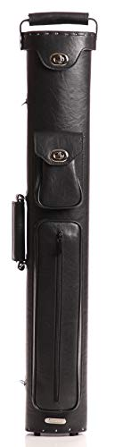 InStroke 2 Butt and 2 Shaft Premier Pool Cue Cases Color: Black