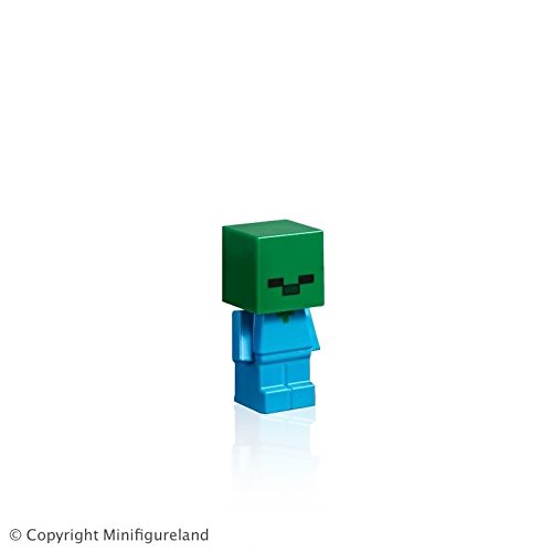 LEGO Minecraft MiniFigure - Baby Zombie (Very Cute) 21141 -