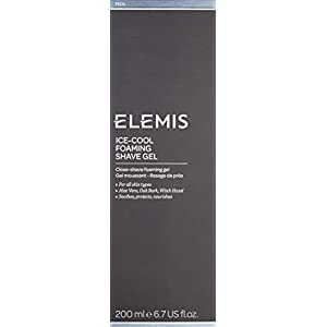 ELEMIS Ice-Cool Foaming Shave Gel, Close-Shave Shave Gel 6.7 fl. oz.
