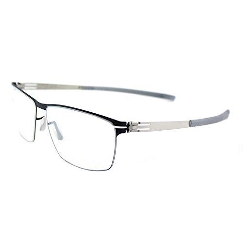487f87fb4e1 IC Berlin SVEN H Eyeglasses Marine Blue Pearl Grey  RX-Clear