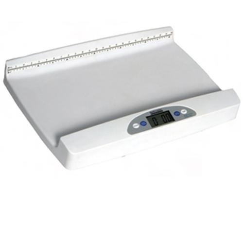 Health O Meter 553KL Digital Tray Scale, Pediatric, Capacity 44 lb, 24-7/8
