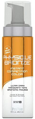 Pro Tan by Original Muscle Up Instant Physique Bronze Top Coat (Bronze Instant)