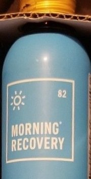 Morning Recovery Dietary Drink Supplement, Dihydromyricetin (DHM) Next Day Relief (6 count, 3.4 ounce, Peach Flavoured)