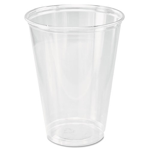 (SOLO TP10D Ultra Clear 10oz Cups, Pet, 50/Bag Includes 20 Bags of 50)