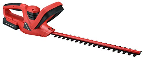 PowerSmart PS76105A 18V Lithium-Ion Cordless Hedge Trimmer, 1.5 Ah Battery and Charger Included by PowerSmart