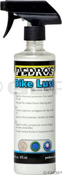 Pedro's Bike Lust Polish with 16-Ounce Trigger (Pedros Lube)