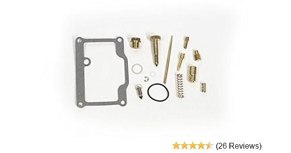 Carburetor Carb Rebuild Repair Kit For 2003 Polaris Trail Blazer 400