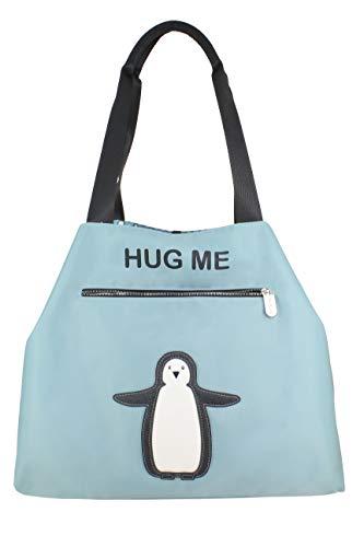 Duo Penguin (Reversible bag Duo Bag Penguin Winter Collection Women)