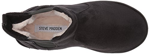 Steve Madden Men's Pclinton Slipper, Black, 9 M US by Steve Madden (Image #8)