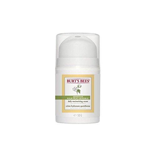 (Burt's Bees Sensitive Daily Moisturising Cream 50G (Pack of 2))