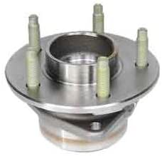 ACDelco FW382 GM Original Equipment Front Wheel Hub and Bearing Assembly with Wheel Studs