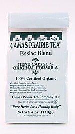 (Camas Prairie Tea Organic (Rene Caisse's Original Formula) Trout Lake Farm Organ by Trout Lake Farm Organic Herbs)