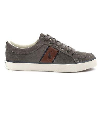 Ralph Lauren, Sneaker uomo Grigio grigio