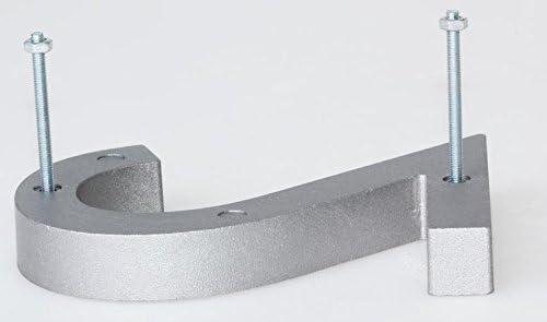 3-D Hausnummer 5 Aluminium massiv 10cm Haust/ür Kennzeichen Garten Schild Modell Elecsa 0245