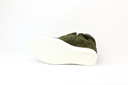 Bluebberry Baskets Compensée Uma Khaki T37
