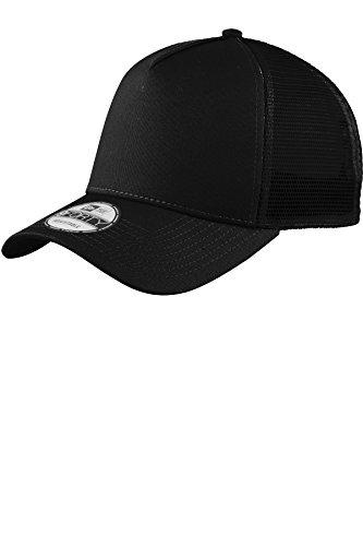 ucker Cap. (Black - Blank Cap) ()