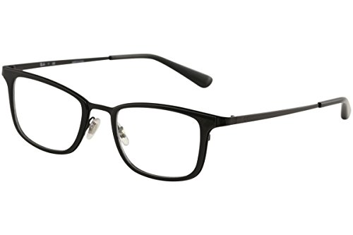 Ray-Ban Men's RX6373M Eyeglasses Shiny Black - Fashion Prescription Glasses 2017