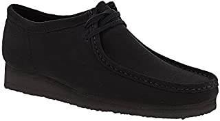 CLARKS Men's Wallabee Boot Black Suede 11 M (B00KUHUERW) | Amazon price tracker / tracking, Amazon price history charts, Amazon price watches, Amazon price drop alerts