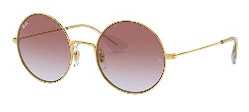 Ray-Ban RB3592 JA-JO 001/I8 50M Gold/Violet Gradient Sunglasses For ()