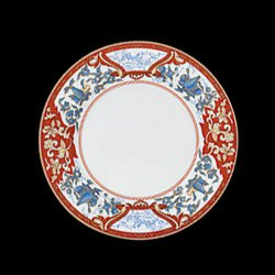 Estate Rouge - Haviland Imari Rouge Salad Plates
