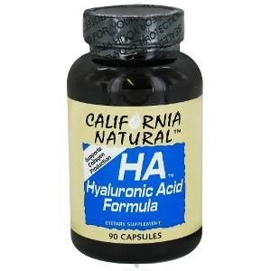 California Natural Hyaluronic Acid 90 Cap