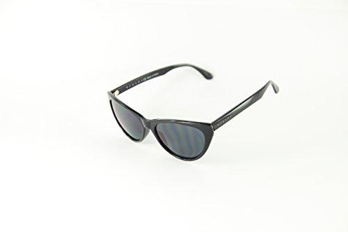 de 57 Sisley Gafas SL53901 Black Sol Mujer para EFSz4WzqBw