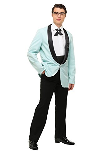 [Mens Mr. 50's Costume X-Large] (Mr Green Halloween Costume)