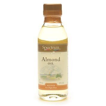 Spectrum Almond Oil 8 oz (Pack of 2)