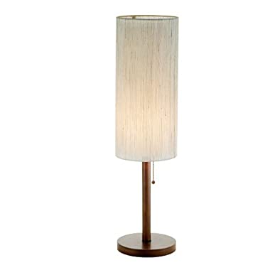 Adesso 3337-15 Hamptons Table Lamp, Walnut