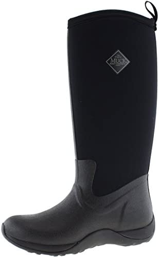 Muck Arctic Adventure Tall Rubber Women's Winter Boots, 6 M US,  Black/Black: Buy Online at Best Price in UAE - Amazon.ae