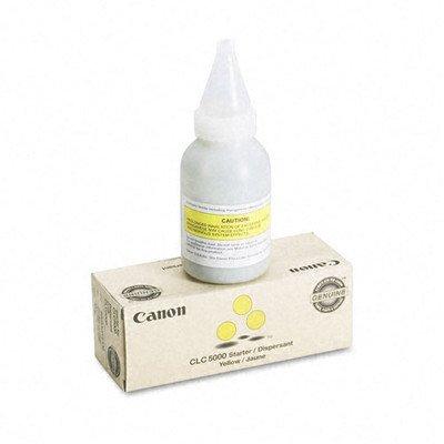 CNM6609A002AA Digital Color Copier Starter Toner for Canon CLC5000, (Clc5000 Starter)