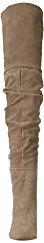 Chinese Cavallari Calissa Boot Slouch Knee Women's Velvet Over Kristin Laundry Grey the fxf1Awgq