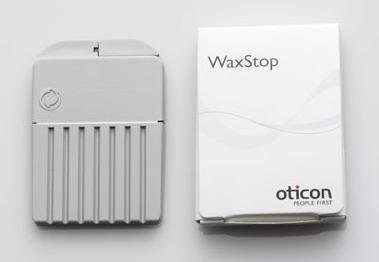 (5 Packs) NEW Oticon Wax Stop Filters by Hearing Aid Battery Club