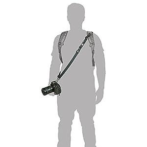 BlackRapid Breathe Backpack Camera Strap with A Bonus ZAYKiR Tether Strap