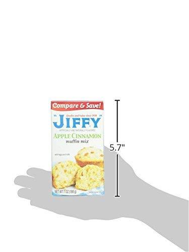 Jiffy Apple Cinnamon Muffin Mix (Pack of -