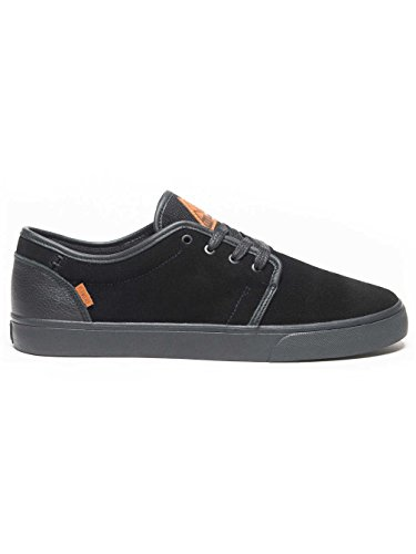 Chaussure Element Darwin-Water Resistant Suede Leather Noir Amber