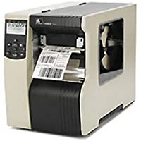 Zebra Technologies 140-804-00000 140XI4 Barcode Printer, 5 Tabletop, 203 DPI, Internal Zebra Technologies net 10/100, EU Edition, 240V Cords, 16MB with ZPL II and XML