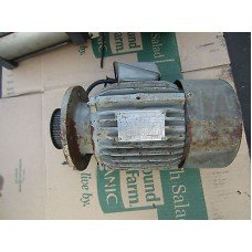 (TATUNG EBFC-D 3 PHASE INDUCTION MOTOR EBFCD 1/2 HP JOHNFORD CNC VERTICAL MILL)