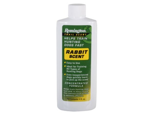 Remington Dog Training Scent, 4 ounce (Best Dog For Hunting Rabbits)