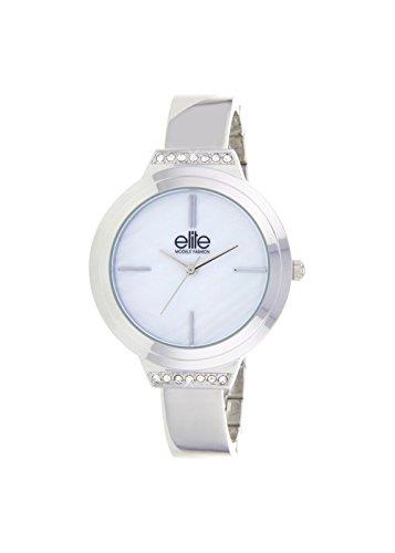 Reloj Shivas Mujer Digital Plata en Metal | Reloj Color Blanco | e54894 – 201