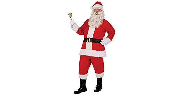 Amazon.com: Forum Novelties traje de Santa Claus Traje de ...