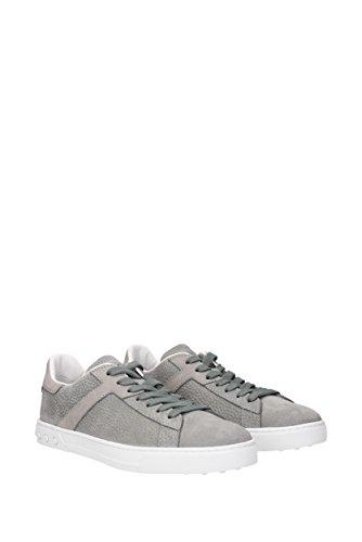 Grigio Camoscio xxm0xy0r090fsw Tod's Eu Uomo Sneakers nFBWW1X